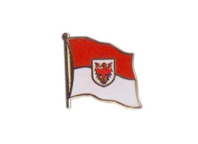 Flaggen-Pin / Anstecker Italien Südtirol