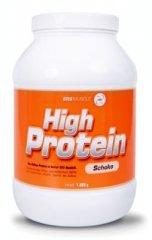 SRS Muscle - High Protein XL, 1.000 g, Vanille | 3+1 Mehrkomponentenprotein | optimiert auf biologische Wertigkeit | aspartamfrei | laktosereduziert | deutsche Premiumqualität (Xl-protein)