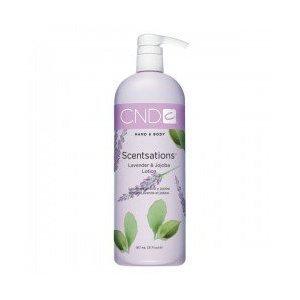 CND: Scentsations Lavender & Jojoba-Scentsations Lotion, 31oz von Creative Nail Designs - Scentsations Lotions