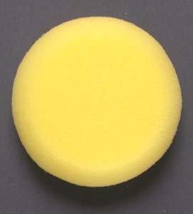 d Malerei Schwamm, gelb, 7X 3cm ()