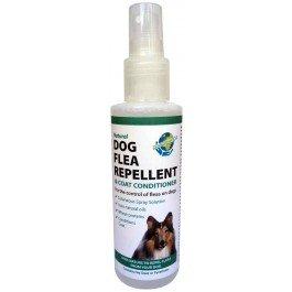 PARAGON PET 150ml natürlicher Extrakt Hund Floh- und Fell Klimaanlage Kontrolle der Flöhe auf Hunde Natürliche Öle und Weizen-Proteine enthält kein Deet oder permethrins -