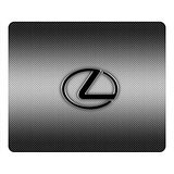 lexus-logo-mousepadcustomized-rectangle-mouse-pad
