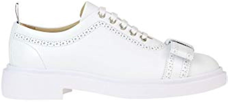 THOM MarroneeE scarpe da ginnastica Donna MCGLCAB000005009E Pelle Bianco  Bianco Bianco d9ec13 f5c362b5f14