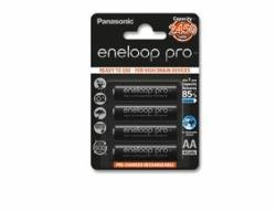 Original Panasonic eneloop PRO 3HCCE/4BE 8x 2450mAh AA- Nom + 2Akku Fällen