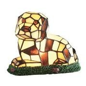 tiffany-dog-lampara-de-mesa-hermosamente-artesanal-vidrio-manchado-regalo-en-caja-perfecto-regalo-na