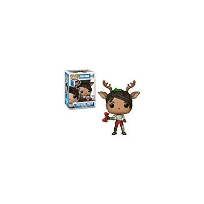 Funko Pop Red Nosed Raider Fortnite 437 Parc D Attraction