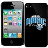 Tribeca Gear FVA6033 Orlando Magic Schutzhülle für iPhone 4, Einzelhandelsverpackung, Schwarz