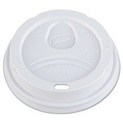 dixie-ultra-d9542-dome-drink-thru-lids-fits-12-16oz-paper-hot-cups-white-1000-carton-by-dixie