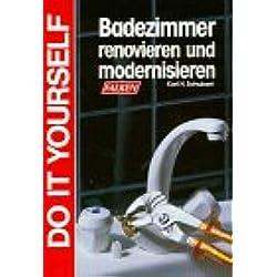 Badezimmer renovieren und modernisieren. Do it yourself.