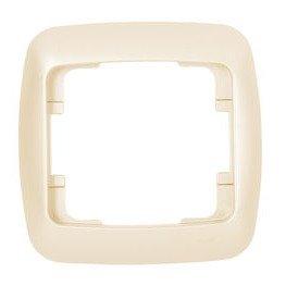 Niessen arco - Marco 1 elemento serie arco blanco marfil
