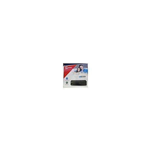 TELESYSTEM - Decoder Digitale Terrestre ad Alta Definizione DVBT2- Telesystem TS6808