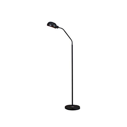 Floor Stand Lights - E27 Kreative Schwarz Eisen Moderne Led-lampe Lesen Stehlampe Biegeknopf Stehlampe Für Wohnzimmer/Schlafzimmer - Design Fixture Lighting -