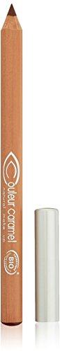 Couleur Caramel Crayon Yeux et lèvres n° 09 Mat Brun 1.2g