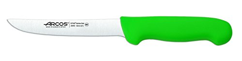 Arcos 2900 - Cuchillo deshuesador, 160 mm, color verde (display)
