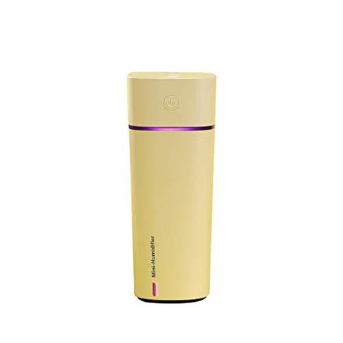 Dtuta Luchtbefeuchter,Wohnraumbefeuchter,Multifunktions-Wassertasse, Nachtlicht, LüFter, USB-Schnittstelle FüR Kinderzimmer Wick Luftbefeuchter-Komponenten & ZubehöR