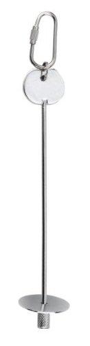 Kerbl Metall Obstschale, 20cm