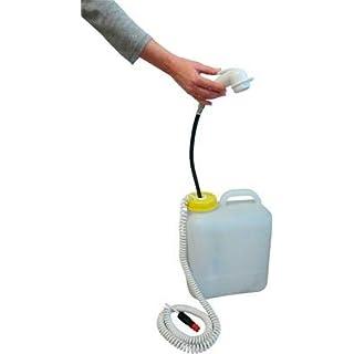 Universal-Wasserversorgung Mobildusche Solo Reisedusche Volumen: 20 l