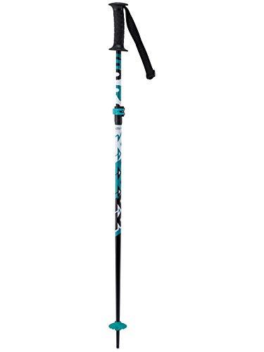 K2Ragazzi Sprout Bastoncini da Sci, Verde, 075-105cm