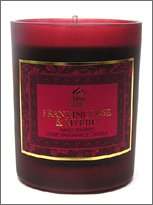 Frankincense Myrrh - Shearer Scented Candle - Glass Jar - 30 Hours by Shearer Candles