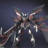Kotobukiya Super Robot Wars CC: Original Generations: Garirunagan Plastic Model Kit by Kotobukiya