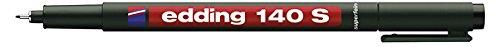 edding Permanent Pen edding 140 S, 0,3 mm, schwarz