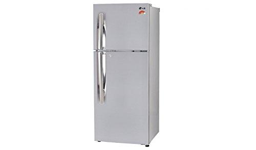 LG GL-I292RPZL Frost-free Double-door Refrigerator (260 Ltrs, 4 Star Rating, Shiny Steel)