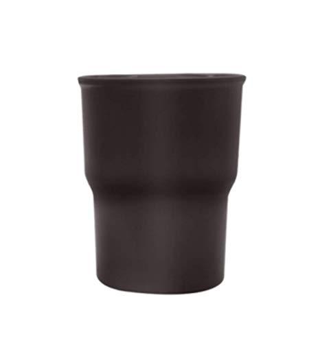 Multifunktionale Kleine Wasser Cup Rack Auto Mülleimer Tür Seite Stuhl Zurück Hängen Lagerung Eimer Lagerung Eimer ()