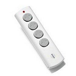 Intertechno itls-16RF Kabellos Drücken Sie die Tasten weiß Fernbedienung-Fernbedienungen (RF Kabellos, weiß, Intertechno, Drücken Sie die Knöpfe, CR2032, 3V)