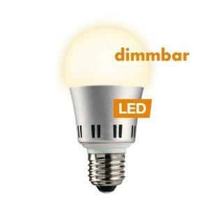 A60 LEDON LED Lampe 6W E27 warmweiß von Ledon bei Lampenhans.de