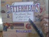 Letterheads by Leslie Cabarga (1992-04-01)