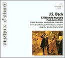 Bach: Musikalisches Opfer / The Musical Offering by Janet See (2001-04-02)