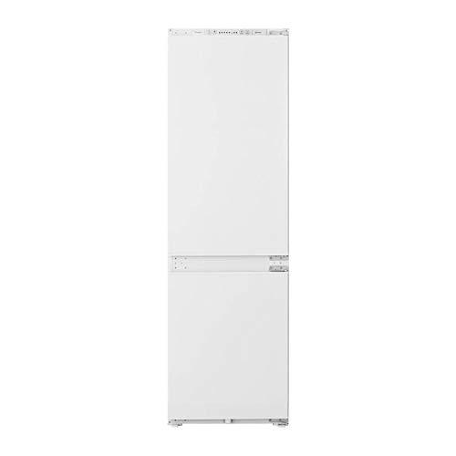 Continental edison cerbc240ffe-réfrigérateur encastrable combiné-240l(183 + 57 cm)-Froid ventilé/no Frost-l 54xh 177,2 cm-a.