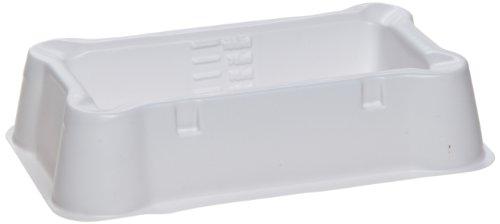 Heathrow Scientific HD20721C Flüssigkeits-Reservoir, steril, PS, 100 mL Volumen, Weiß (50-er pack)
