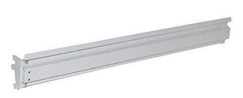 Treston 859152-49 Aufhängeleiste, Geeignet für Modul M900, 50 kg Tragfähigkeit, 895 mm Breite x 100 mm Länge