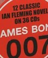 James Bond - 12 Audiobooks in a Tin Set - Retail Price £156.00 (The Man With The Golden Gun; The Spy Who Loved Me...)