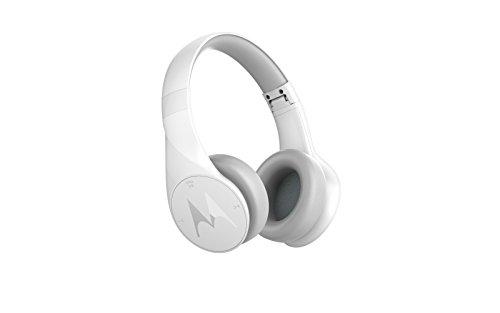 Motorola Pulse Escape Bluetooth Headphones (White)