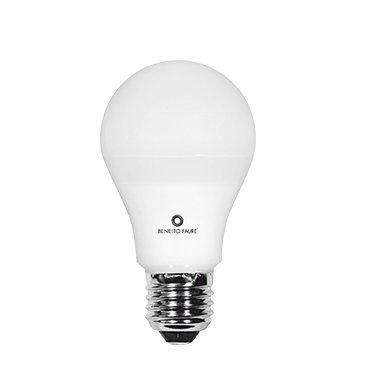 STANDARD 9W E27 220V 360º LED de Beneito Faure - Blanco muy cálido,