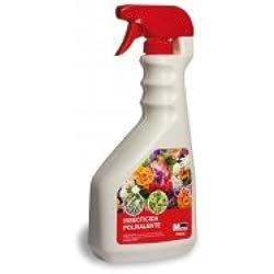 Insecticida polivalente contra pulgones y orugas. Spray 750 ml