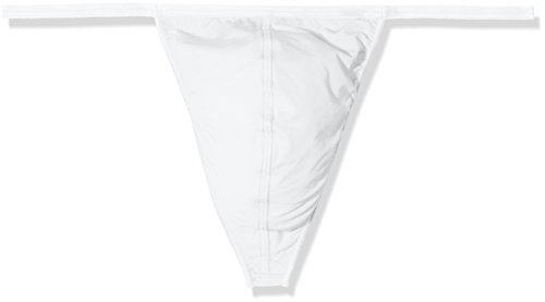 661a6c6b55c9 Hom Men's Temptation Plumes G-String Plain String, White, Small - Buy  Online in Oman. | Apparel Products in Oman - See Prices, Reviews and Free  Delivery in ...