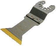Preisvergleich Produktbild Smartcover Titanbeschichtung eine lange Lebensdauer Klinge QuickFit H44TN1 44 mm Schaft