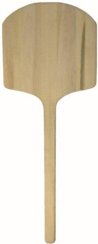 Holzschieber / Pizzaschaufel Holz 40 x 30 x 105 cm