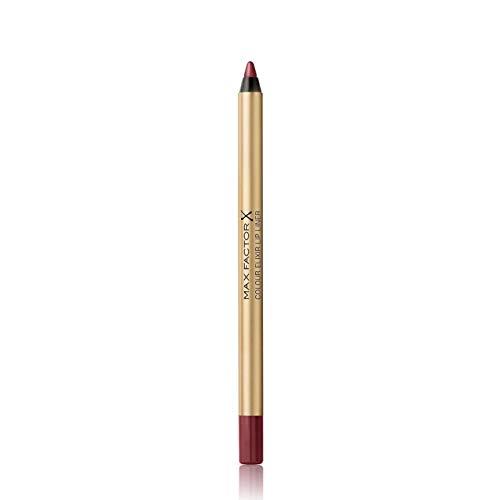 Max Factor Colour Elixir Lip Liner Mauve Moment 06 - Perfekt definierte Lippenkontur für formvollendete, in Szene gesetzte Lippen - Mit geschmeidigem Auftrag