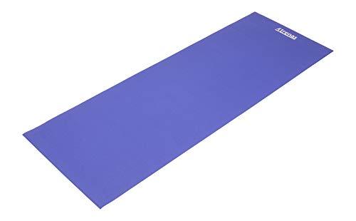 trenas Basic Gymnastikmatte - 173 x 60 cm - 4 mm - Blau