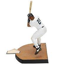 McFarlane Toys MLB Cooperstown Series 8 Action Figure Rickey Henderson (New York Yankees) Pinstripes (Yankees Uniform)