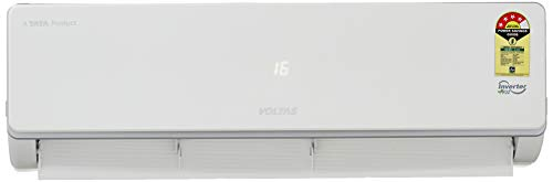 Voltas 1.5 Ton 4 Star Inverter Split AC (Copper, 184V SZS (R32), White)