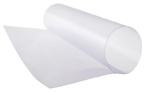 Franken B1020/24-2 Dokumentenschutzfolie für DIN A2, Stärke: 0,5 mm, 0,594 m x 42 cm, 2 Stück, matt - A2 Klarsichthülle