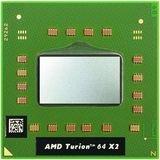 CPU MOBILE AMD TURION 64 X2 TL52 TMDTL52HAX5CT 1.6 GHz FUJITSU Amilo LA / PA / XA FSP:210N00137 Turion 64