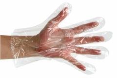 Nutwell Medical Supplies Premier Guanti di protezione in polietilene, con dispenser, misura media, confezione da 100, colore: trasparente - Trasparente Monouso Guanto Dispenser
