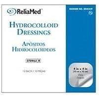 "ReliaMed Beveled Edge Hydrocolloid Wound Dressing, Sacral , 6"" X 7"" Box of 5 by ReliaMed preisvergleich bei billige-tabletten.eu"