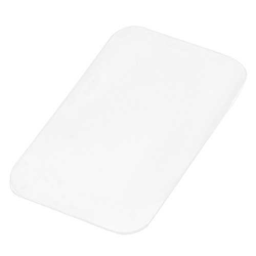 Rectangle Silicone Plateau de Cils Support pour Extension de Cils - Transparent